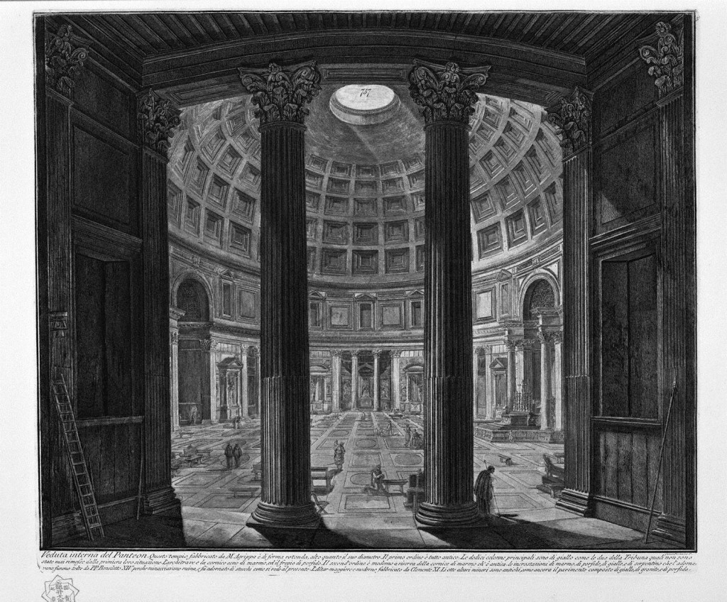interior-view-of-the-pantheon